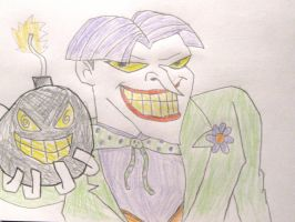 The Jokester 2 by MetroXLR99