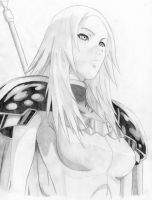 Miria: Claymore by IxoI