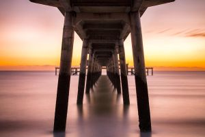 Symmetry Under The Pier by PeteLatham