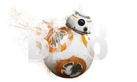 BB 8 by JulianConclave
