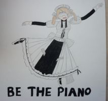 Be The Piano Fem!Canada by Denmark-is-Amazing