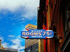 75 cent rooms by Mackingster
