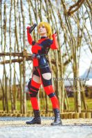 Lady Deadpool by xAtashix