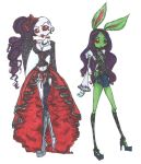 The wicked sisters of B.Spades by PrinceHyde