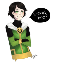 Kid Loki by bo-nat