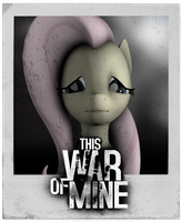 [MLP Icon] This War of Mine by pavelgun93