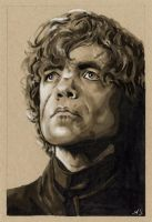 Tyrion Lannister by AllisonSohn