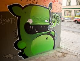 GIDZ GET UP by KIWIE-FAT-MONSTER