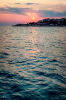 When Sun kissed the Sea 03 by Bojkovski