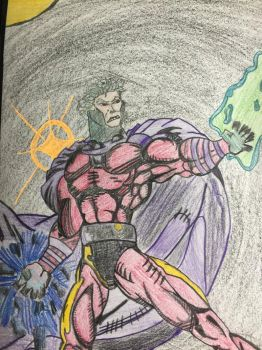 Magneto by angrybuddhist