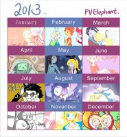 2013 MEMO by PvElephant