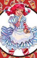 Frosty Wendy by AudGreen