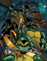 NINJA...TURTLES? by Jpeay