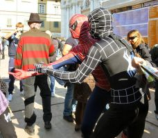 06 - The Spider Men by TheBurningWitch