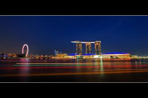 Marina Bay Sands by melvynyeo