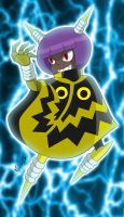 Electrifying Number 3 by Shoutaro-Saito