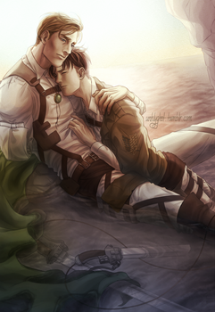 160307 - Eruri - Vow by unhlyghst