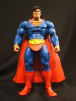 MOTUC custom Superman V2 3 by masterenglish