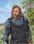 The Hound by ObsidianSerpent