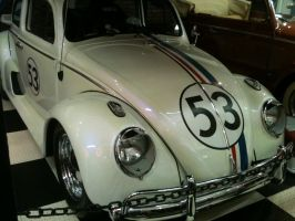 Photos- Herbie at the Car Museum :O by Coraline15