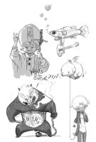 Tabletsketches by SWEI