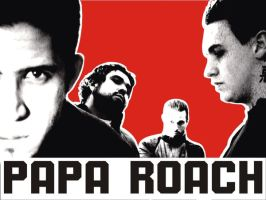 Papa Roach by fred-marques