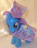 Fashion Style Trixie with Hat and Cape by Gryphyn-Bloodheart