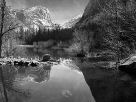 Mirror Lake by rare2bme