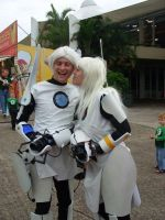 Co-op Love Portal 2 by TheLadyJuna