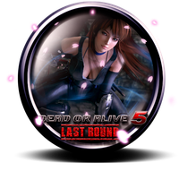 Dead or Alive 5 : Last Round PNG Icon by Vezty