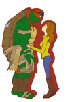 High Difference [tmnt 2k14] by Ajir