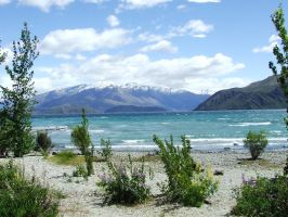 New Zealand - Lake Wanaka by scart