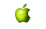 Real Apple Logo 1440x900 by jawnx108
