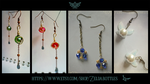 Zelda earrings by Zita52