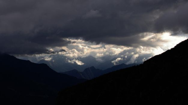 The Eye of The Mountains by Afriel303