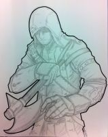 Assassin Creed Commish by teamzoth