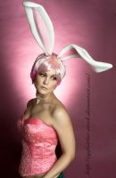Bunny Down by eyefeather-stock