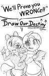 Draw Our Destiny - Concept by DShou