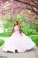 Code Geass, Nunnally - Twirl by Kurai-Hisaki