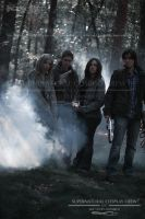 SPN Cos Crew - Facing The Devil by IngeniusBlue