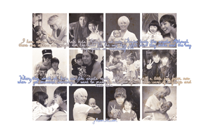 G-Dragon - With Kids WP by J-Beom