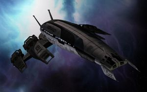 SSV Normandy SR-2 by Nihilus-Shadow