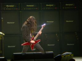 guitarrista de Ozzy Osbourne by tomegatherion