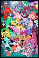Care Bears are Territorial by gottabecarl