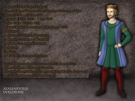 Stephen I King of England 1135-1141/1154 by TFfan234