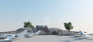 Airport Concept by julismith