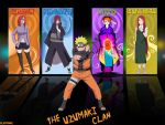 The Uzumaki Clan by fluxman1