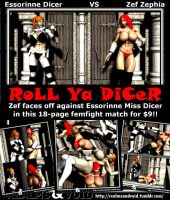 Roll ya Dicer! - Out Now! by Realms-And-Void