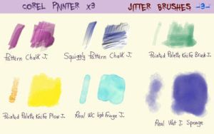 Jitter Brushes -3 - by fmr0