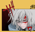 Allen the 14th - D.Gray Man Coloring by M by MarioTheArtistM
